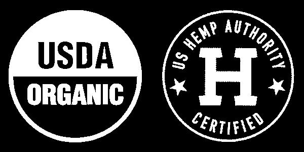 US Hemp Authority Certified - USDA Certified Organic